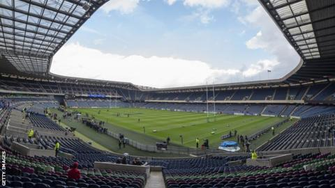 Scottish Rugby post record turnover of £61.1m