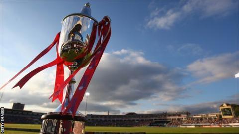 The Twenty20 Cup