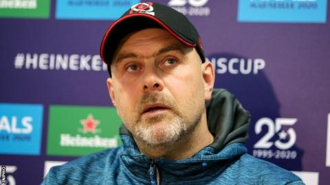 Dan McFarland's Ulster side are on course to qualify for the Champions Cup knockout stages for the second successive year