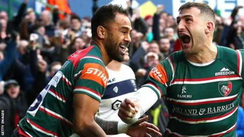 Jonny May: Winger says Leicester Tigers 'need to get serious about being better'