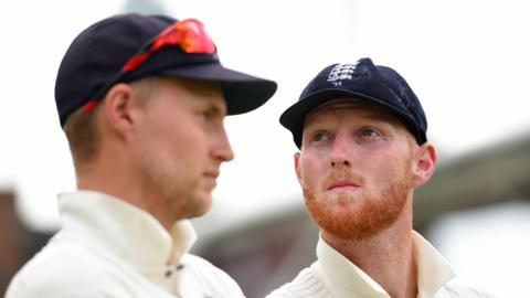 Joe Root and Ben Stokes
