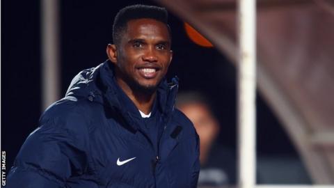 Samuel Eto'o Joins Konyaspor