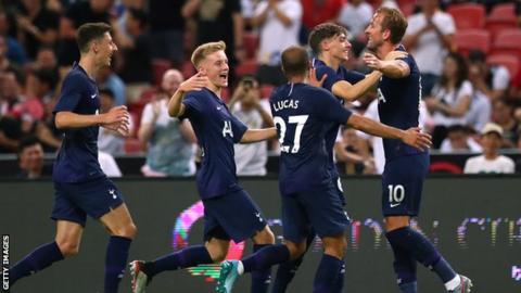 Pre-season friendlies: Harry Kane fires stoppage-time winner against Juventus