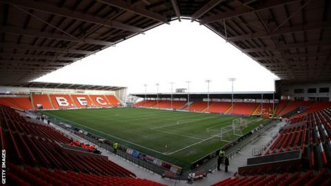 Blackpool are unbeaten in their past five League One games