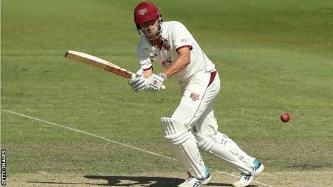 Charlie Hemphrey Glamorgan Sign Queensland Bulls Batsman