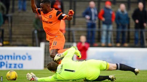 Tope Obadeyi goal