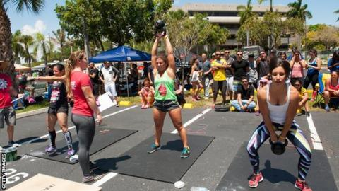 CrossFit Games: The journey to crown the 'Fittest on Earth'