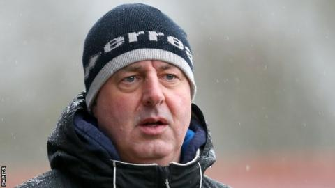 Keith Hill led Rochdale to the FA Cup fourth round last season, when they were defeated 4-0 by Huddersfield Town