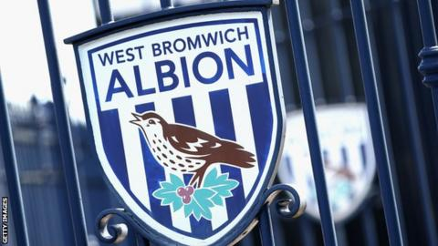 West Brom investigate weird  incident