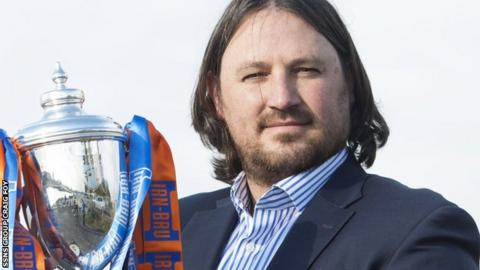 Craig Harrison led The New Saints to six Welsh Premier League titles