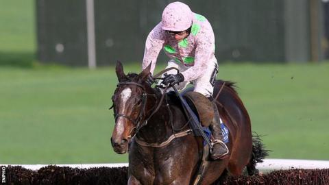 Ruby Walsh was abroad Vroum Vroum Mag at Punchestown