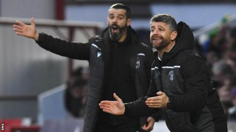 Motherwell have finished seventh and eighth in Stephen Robinson's two full seasons at the helm
