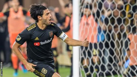 Vela smashes MLS record with hat-trick as playoff field is set