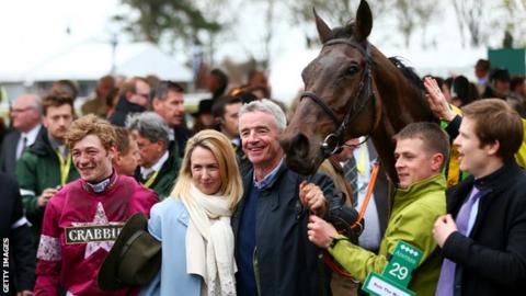 Michael O'Leary and Rule The World