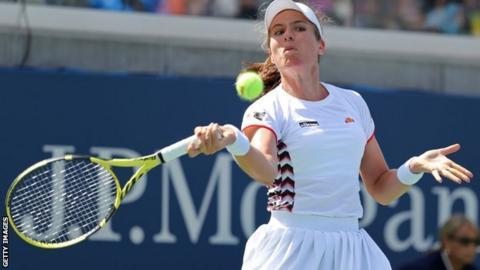 US Open 2019: Johanna Konta & Dan Evans advance but Harriet Dart & Cameron Norrie lose