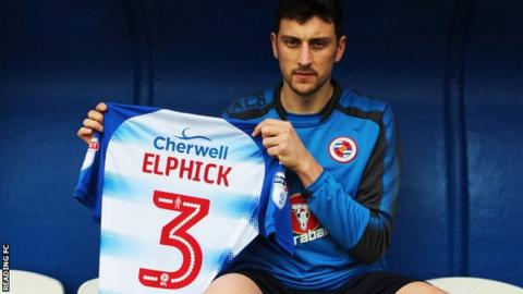 Tommy Elphick agrees loan move to Reading from Aston Villa