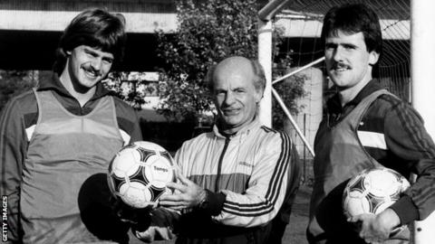 Dirk Schlegel and Falko Götz: The East Berlin footballers who fled from the Stasi