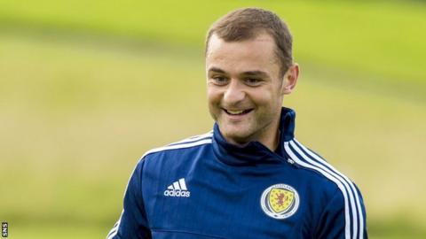 Former Scotland international Shaun Maloney