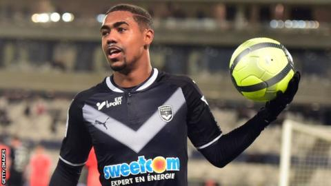 Malcolm joined Bordeaux from Corinthians in 2016