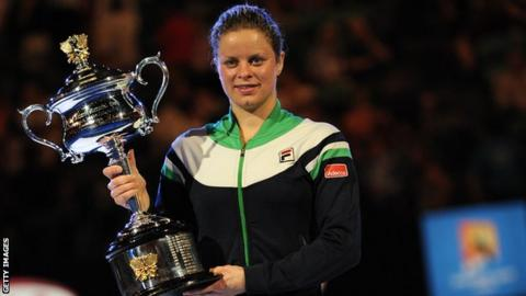 Clijsters sets sights on 2020 comeback after seven-year absence