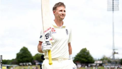 England captain Joe Root