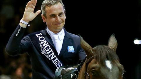 Julien Epaillard of France wins at Olympia