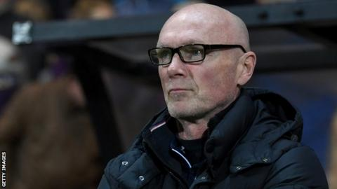 Neil Aspin was a key part of John Rudge's Port Vale side in the 1980s