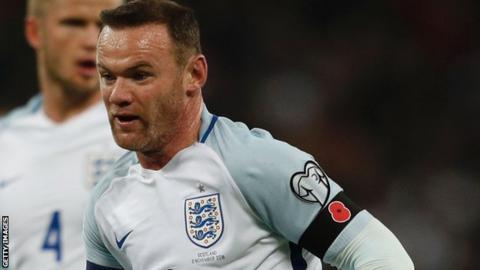 Poppy ban, Wayne Rooney