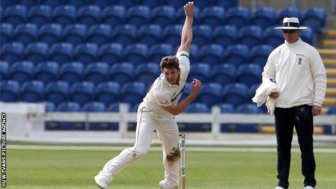 Craig Meschede is expected to return to the Glamorgan team for the T20 Blast