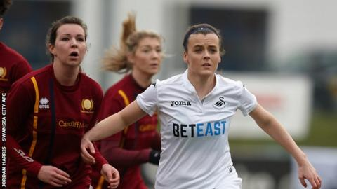 Cardiff Met Ladies v Swansea City Ladies