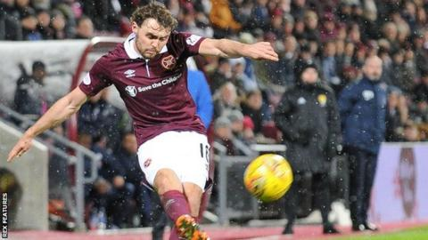 Liverpool defender Connor Randall spent part of last season on loan with Scottish Premier League side Hearts