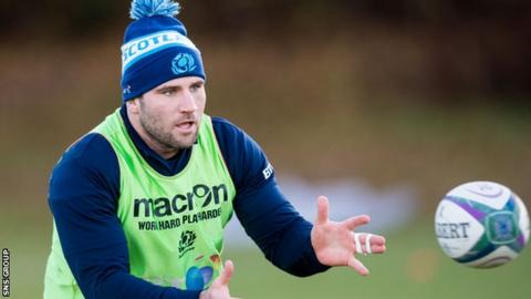 Fraser Brown and Murray McCallum added to Scotland squad