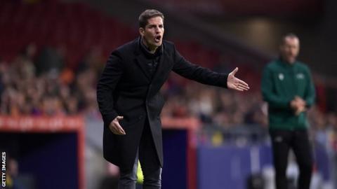 AS Monaco appoint Robert Moreno as head coach