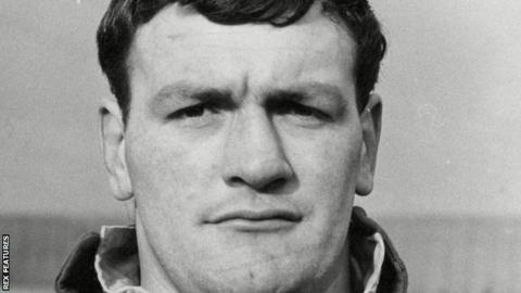 Cliff Watson helped St Helens win the Challenge Cup at Wembley in 1961 and again in 1966
