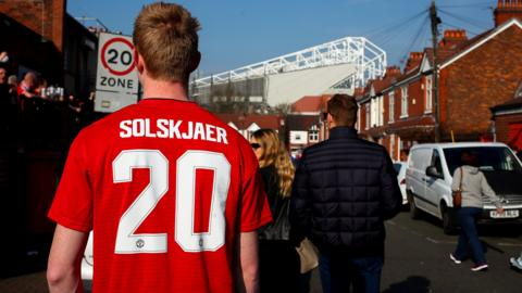 Manchester United fan