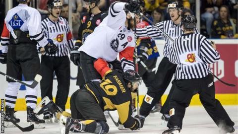 Panthers against Turku