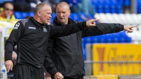John Hughes and Brian Rice