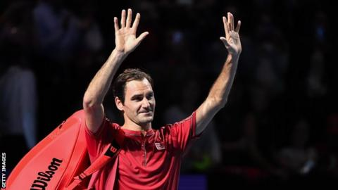 Federer drops out of inaugural ATP Cup