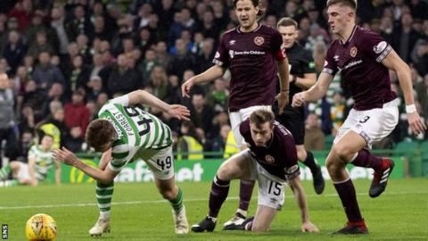 Craig Levein says he should have had 'more trust' in his players and let them 'go after' Celtic