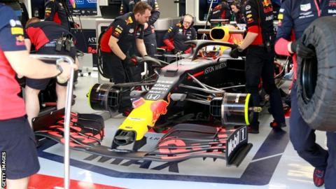 Technology Formula 1