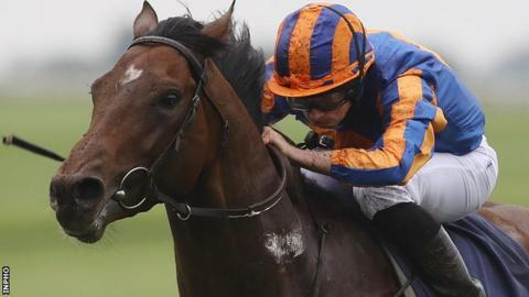 Churchill is the ninth horse to do the Newmarket/Curragh2,000 Guineas double