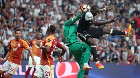 Besiktas v Galatasaray