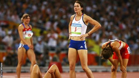 Image result for Kelly Sotherton: I want my Olympic stadium moment to receive 2008 medal