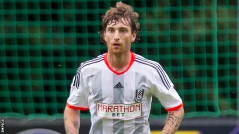 Fernando Amorebieta Fulham