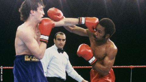 Around 19 million people watched Eusebio box McGuigan on television in 1985