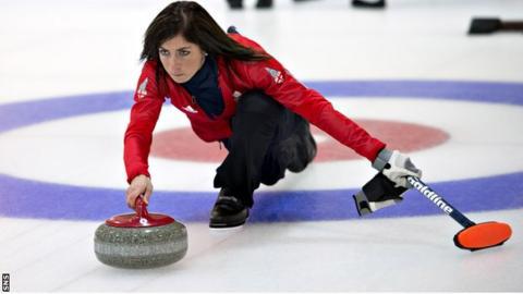 European Curling Championships 2019 - Scotland beat