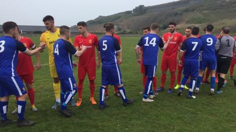 Muratti Vase: Jersey beat Alderney in semi-final to set up Guernsey