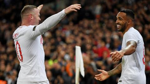 Rooney and Wilson