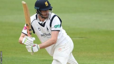 Warwickshire batsman Dom Sibley has now made 809 runs in his last six first-class matches