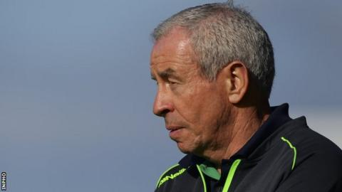 Pete McGrath guided Fermanagh to last year's All-Ireland quarter-finals